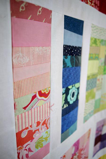 Scrap quilt blocks 1
