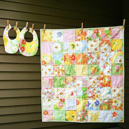 Dream on quilt set 1d