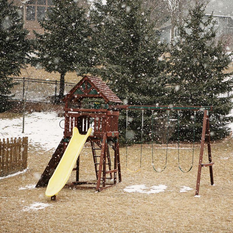 Little snow