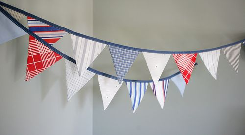 Boy nautical bunting 4